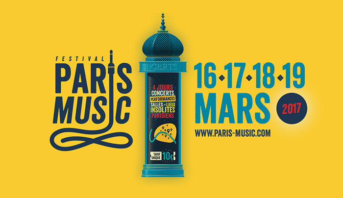 concert solo Paris Music Festival mars 2017 jeremy nattagh multiman