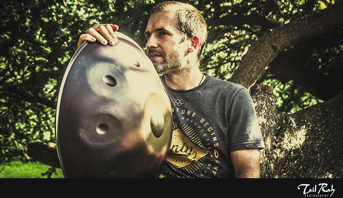 concert Nattagh Solo Sardinia sardaigne jeremy nattagh multiman hang handpan