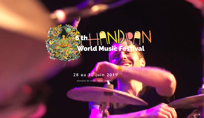 Nattagh meets Kelu Handpan World Music Festival Meze nattagh multiman hang handpan